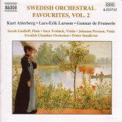 Swedish Orchestral Favourites, Vol. 2 - CD