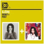 Björk: Debut / Post - CD