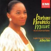Barbara Hendricks, English Cahmber Orchestra, Jeffrey Tate: Barbara Hendricks - Mozart Airs De Concert & Operas - CD