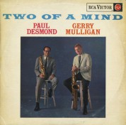 Paul Desmond, Gerry Mulligan: Two Of A Mind - CD