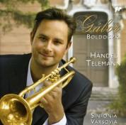 Gabor Boldoczki: Handel, Telamann - CD