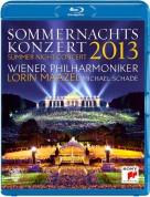 Wiener Philharmoniker, Lorin Maazel: Summer Night Concert 2013 - BluRay