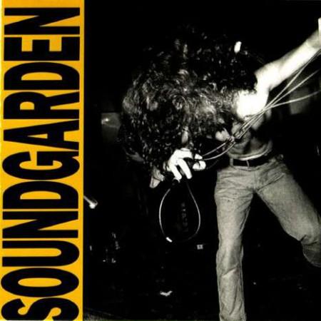 Soundgarden: Louder Than Love - Plak