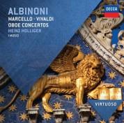 Heinz Holliger, I Musici: Albinoni / Marcello / Vivaldi: Oboe Concertos - CD