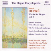 Dupre: Works for Organ, Vol.  9 - CD