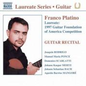 Guitar Recital: Franco Platino - CD