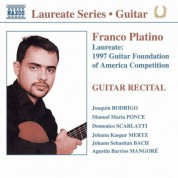 Guitar Recital: Franco Platino - CD