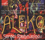 USSR State Academie Symphony Orchestra, Evgeny Svetlanov: Rachmaninov: Aleko - CD