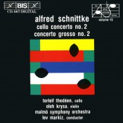 Oleh Krysa: Schnittke - Cello Concerto No.2 - CD