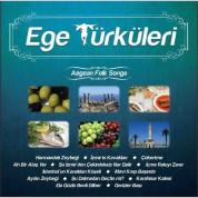Çeşitli Sanatçılar: Ege Türküleri - CD