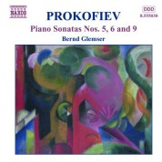 Prokofiev: Piano Sonatas Nos. 5, 6 and 9 - CD
