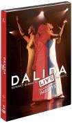 Dalida: Live - 3 Concerts Inedits: Olympia 71 / Quebec 75 / Prague 77 - DVD