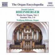 Wolfgang Rubsam: Rheinberger, J.G.: Organ Works, Vol.  1 - CD