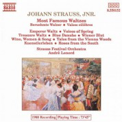 Strauss II: Most Famous Waltzes - CD