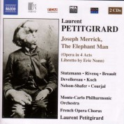 Petitgirard: Joseph Merrick, the Elephant Man - CD