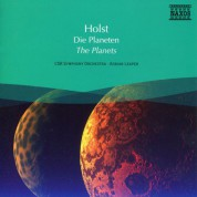 Adrian Leaper: Holst: Planets (The) / Delius: Over the Hills and Far Away - CD
