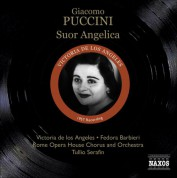 Victoria de los Angeles: Puccini, G.: Suor Angelica (Los Angeles, Barbieri, Rome Opera, Serafin) (1957) - CD