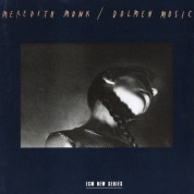 Meredith Monk: Dolmen Music - CD