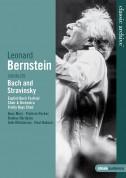 English Bach Festival Choir, English Bach Festival Orchestra, Trinity Boys Choir: L. Bernstein conducts Bach: Magnificat & Stravinsky: Mass - DVD