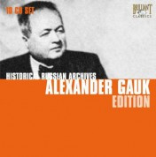 Alexander Gauk: Historical Russian Archives - Alexander Gauk - CD