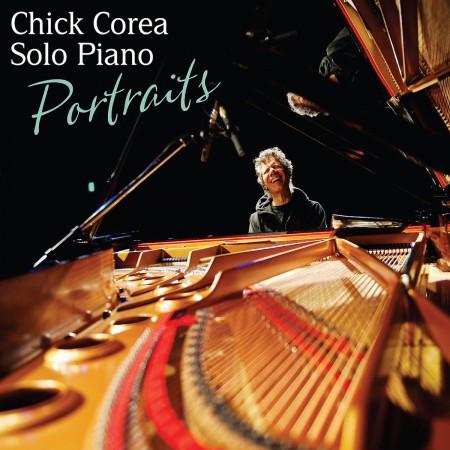 Chick Corea: Solo Piano: Portraits - CD