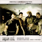 Dream Evil: Original Album Collection: Discovering Dream Evil - CD