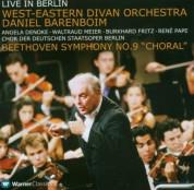 Waltraud Meier, Burkhard Fritz, Rene Pape, Angela Denoke, Chor der Deutschen Staatsoper Berlin, West-Eastern Divan Orchestra, Daniel Barenboim: Beethoven: Symhony No.9 - CD