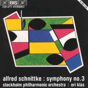 Kgl. Stockholms Filharmoniska Orkester, Eri Klas: Schnittke - Symphony No.3 - CD