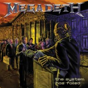 Megadeth: System Has Failed - Plak