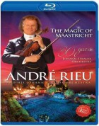 André Rieu, Johann Strauss Orchestra: The Magic Of Maastricht - BluRay