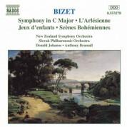 Bizet: Symphony in C Major / L'Arlesienne / Jeux D'Enfants - CD