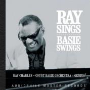 Ray Charles, Count Basie Orchestra: Ray Sings - Basie Swings - Plak