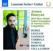 Armen Doneyan - Guitar Recital - CD