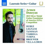 Armen Doneyan - Guitar Recital - CD