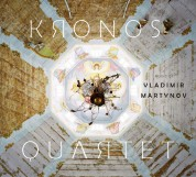 Kronos Quartet: Music of Vladimir Martynow - CD