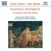 Paschale Mysterium: Gregorian Chant for Easter - CD