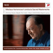 Nikolaus Harnoncourt: Harnoncourt Conducts Sacred Materworks - CD