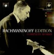 Sergey Vasilievich Rachmaninov: Rachmaninov: Complete Edition - CD