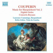Couperin, F.: Music for Harpsichord, Vol.  2 - CD