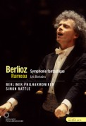 Berliner Philharmoniker, Sir Simon Rattle: Berlioz.: Symphonie Fantastique / Rameau: Les Boreades Suite - DVD