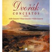 Rudolf Firkusny, Ruggiero Ricci, Zara Nelsova, Saint Louis Symphony Orchestra, Walter Susskind: Dvorak: The Complete Concertos - CD