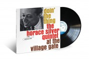 Horace Silver: Doin' The Thing (At The Village Gate) - Plak