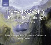 Vasily Petrenko: Tchaikovsky, P.I.: Manfred Symphony / Voyevoda - CD