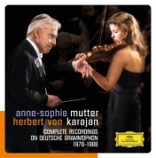 Anne-Sophie Mutter, Berliner Philharmoniker, Herbert von Karajan: Karajan/ Mutter - The DG Recordings - CD