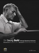 Chicago Symphony Orchestra, Georg Solti: Beethoven: Symphony No.1 / Schubert: Symphonies Nos.6 & 8 - DVD