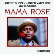 Archie Shepp, Jasper van't Hof: Mama Rose - Plak