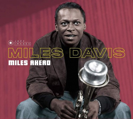 Miles Davis: Miles Ahead + Steamin' With The Miles Davis Quintet (Photographs by William Claxton) - CD