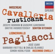 Mascagni/ Leoncallo: Cavalleria Rusticana/ Pagliacci - CD