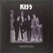 Kiss: Dressed To Kill - Plak