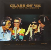 Roy Orbison, Johnny Cash, Jerry Lee Lewis, Carl Perkins: Class Of '55 Memphis Rock & Roll Homecoming - Plak